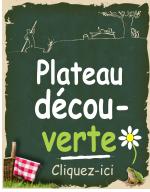 Plateau découverte du restaurant marais poitevin
